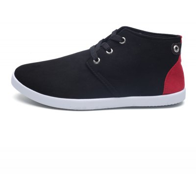 Men Fashion leisure Shoes Sport Flat ShoesCasual Shoes<br>Men Fashion leisure Shoes Sport Flat Shoes<br><br>Available Size: 39-44<br>Closure Type: Lace-Up<br>Embellishment: None<br>Gender: For Men<br>Outsole Material: Rubber<br>Package Contents: 1 x Pair of Soes<br>Pattern Type: Solid<br>Season: Spring/Fall<br>Toe Shape: Round Toe<br>Toe Style: Closed Toe<br>Upper Material: Flock<br>Weight: 1.2000kg