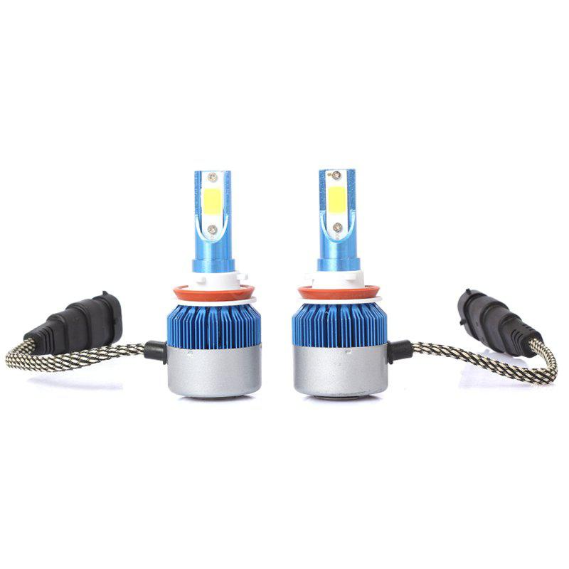 New Product Pair of C6 H11 Car LED Headlight Cob Light Source