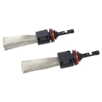 2pcs 40W 6400LM A8 H11 Car Vehicle Led Headlight
