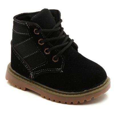 Men'S and Women'S Short Boots Trendy Boots