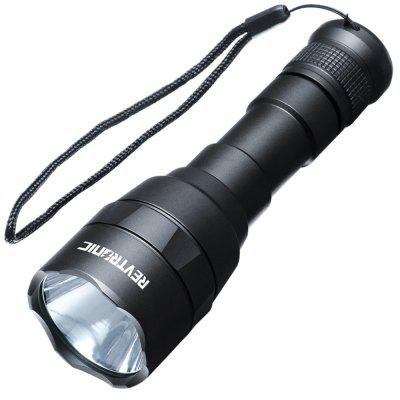 Buy Revtronic F30B XM L2 800LM LED Flashlight, BLACK, LED Lights & Flashlights, LED Flashlights & Accessories, LED Flashlights for $11.40 in GearBest store