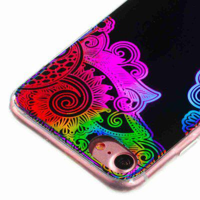 Flash Powder Painted Colorful TPU Phone Case for Iphone 7 / 8iPhone Cases/Covers<br>Flash Powder Painted Colorful TPU Phone Case for Iphone 7 / 8<br><br>Compatible for Apple: iPhone 7, iPhone 8<br>Features: Back Cover, Anti-knock, Dirt-resistant<br>Material: TPU<br>Package Contents: 1 x Phone Case<br>Package size (L x W x H): 14.00 x 6.80 x 0.90 cm / 5.51 x 2.68 x 0.35 inches<br>Package weight: 0.0193 kg<br>Style: Pattern, Ultra Slim, Designed in China, Novelty