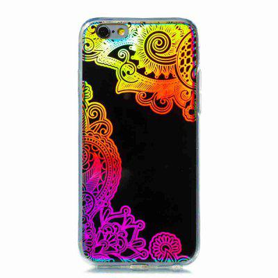 Flash Powder Painted Colorful TPU Phone Case for Iphone 6 / 6SiPhone Cases/Covers<br>Flash Powder Painted Colorful TPU Phone Case for Iphone 6 / 6S<br><br>Compatible for Apple: iPhone 6, iPhone 6S<br>Features: Back Cover, Anti-knock, Dirt-resistant<br>Material: TPU<br>Package Contents: 1 x Phone Case<br>Package size (L x W x H): 14.00 x 6.20 x 0.80 cm / 5.51 x 2.44 x 0.31 inches<br>Package weight: 0.0200 kg<br>Style: Pattern, Mixed Color, Novelty