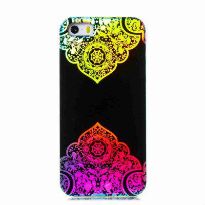 Flash Powder Painted Colorful TPU Phone Case for Iphone 5 / 5S / SeiPhone Cases/Covers<br>Flash Powder Painted Colorful TPU Phone Case for Iphone 5 / 5S / Se<br><br>Compatible for Apple: iPhone 5/5S, iPhone SE<br>Features: Anti-knock, Dirt-resistant<br>Material: TPU<br>Package Contents: 1 x Phone Case<br>Package size (L x W x H): 12.80 x 6.20 x 0.80 cm / 5.04 x 2.44 x 0.31 inches<br>Package weight: 0.0200 kg<br>Style: Novelty, Mixed Color, Ultra Slim, Designed in China, Pattern