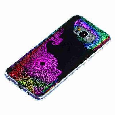 Flash Powder Painted  Colorful TPU Phone Case for Samsung Galaxy S8 PlusSamsung S Series<br>Flash Powder Painted  Colorful TPU Phone Case for Samsung Galaxy S8 Plus<br><br>Features: Back Cover, Anti-knock, Dirt-resistant<br>For: Samsung Mobile Phone<br>Functions: Camera Hole Location<br>Material: TPU<br>Package Contents: 1 x Phone Case<br>Package size (L x W x H): 16.00 x 7.10 x 0.80 cm / 6.3 x 2.8 x 0.31 inches<br>Package weight: 0.0222 kg<br>Style: Mixed Color, Novelty, Pattern<br>Using Conditions: Skiing,Cruise
