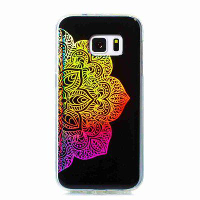 Flash Powder Painted Colorful TPU Phone Case for Samsung Galaxy S7Samsung S Series<br>Flash Powder Painted Colorful TPU Phone Case for Samsung Galaxy S7<br><br>Features: Back Cover, Anti-knock, Dirt-resistant<br>For: Samsung Mobile Phone<br>Functions: Camera Hole Location<br>Material: TPU<br>Package Contents: 1 x Phone Case<br>Package size (L x W x H): 14.50 x 7.20 x 0.80 cm / 5.71 x 2.83 x 0.31 inches<br>Package weight: 0.0212 kg<br>Style: Mixed Color, Novelty, Pattern<br>Using Conditions: Skiing,Cruise