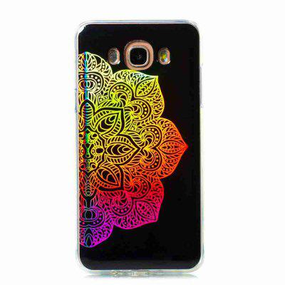 Flash Powder Painted  Colorful TPU Phone Case for Samsung Galaxy J7 2016Samsung J Series<br>Flash Powder Painted  Colorful TPU Phone Case for Samsung Galaxy J7 2016<br><br>Features: Back Cover, Anti-knock, Dirt-resistant<br>For: Samsung Mobile Phone<br>Functions: Camera Hole Location<br>Material: TPU<br>Package Contents: 1 x Phone Case<br>Package size (L x W x H): 15.40 x 7.80 x 0.80 cm / 6.06 x 3.07 x 0.31 inches<br>Package weight: 0.0250 kg<br>Style: Mixed Color, Novelty, Pattern<br>Using Conditions: Skiing,Cruise