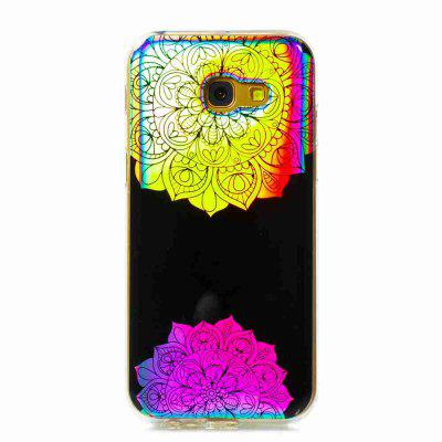 Flash Powder Painted Colorful TPU Phone Case for Samsung Galaxy A5 2017Samsung A Series<br>Flash Powder Painted Colorful TPU Phone Case for Samsung Galaxy A5 2017<br><br>Features: Back Cover, Anti-knock, Dirt-resistant<br>For: Samsung Mobile Phone<br>Functions: Camera Hole Location<br>Material: TPU<br>Package Contents: 1 x Phone Case<br>Package size (L x W x H): 14.70 x 7.50 x 0.80 cm / 5.79 x 2.95 x 0.31 inches<br>Package weight: 0.0213 kg<br>Style: Pattern, Special Design, Ultra Slim, Novelty, Mixed Color<br>Using Conditions: Skiing,Cruise