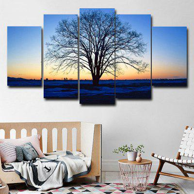 DYC 101-42005 5PCS Landscape Canvas  Print ArtPrints<br>DYC 101-42005 5PCS Landscape Canvas  Print Art<br><br>Brand: DYC<br>Craft: Oil Painting<br>Form: Five Panels<br>Material: Canvas<br>Package Contents: 1 x Set of Print Arts<br>Package size (L x W x H): 38.00 x 38.00 x 6.00 cm / 14.96 x 14.96 x 2.36 inches<br>Package weight: 0.5000 kg<br>Painting: Without Inner Frame<br>Shape: Horizontal Panoramic<br>Style: Scenery / Landscape, New Arrival, Oil Painting<br>Subjects: Landscape<br>Suitable Space: Bedroom,Hotel,Game Room