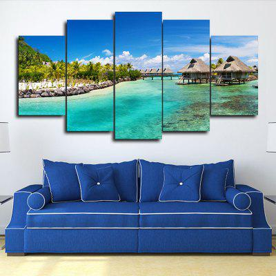 DYC 101-51716 5PCS Landscape Canvas  Print ArtPrints<br>DYC 101-51716 5PCS Landscape Canvas  Print Art<br><br>Brand: DYC<br>Craft: Oil Painting<br>Form: Five Panels<br>Material: Canvas<br>Package Contents: 1 x Set of Print Arts<br>Package size (L x W x H): 38.00 x 38.00 x 6.00 cm / 14.96 x 14.96 x 2.36 inches<br>Package weight: 0.5000 kg<br>Painting: Without Inner Frame<br>Shape: Horizontal Panoramic<br>Style: Scenery / Landscape, New Arrival, Oil Painting<br>Subjects: Landscape<br>Suitable Space: Dining Room,Hotel,Pathway,Hallway,Study Room / Office