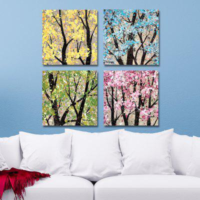 DYC 10112 4PCS Landscape Print Art Ready to Hang PaintingsPrints<br>DYC 10112 4PCS Landscape Print Art Ready to Hang Paintings<br><br>Brand: DYC<br>Craft: Oil Painting<br>Form: Four Panels<br>Material: Canvas<br>Package Contents: 1 x Set of Print Arts<br>Package size (L x W x H): 34.00 x 34.00 x 10.00 cm / 13.39 x 13.39 x 3.94 inches<br>Package weight: 1.3500 kg<br>Painting: Include Inner Frame<br>Shape: Horizontal Panoramic<br>Style: New Arrival, Modern / Contemporary, Oil Painting<br>Subjects: Landscape<br>Suitable Space: Living Room,Office,Cafes,Kids Room