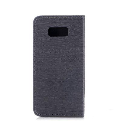 Slim Tree Skin Grain Texture PU Leather Wallet Stand Case with Magnetic Flap for Samsung Galaxy S8 PlusSamsung S Series<br>Slim Tree Skin Grain Texture PU Leather Wallet Stand Case with Magnetic Flap for Samsung Galaxy S8 Plus<br><br>Compatible with: Samsung Galaxy S8 Plus<br>Features: Cases with Stand, With Credit Card Holder<br>For: Samsung Mobile Phone<br>Material: PU Leather, TPU<br>Package Contents: 1 x Phone Case<br>Package size (L x W x H): 20.00 x 11.00 x 3.00 cm / 7.87 x 4.33 x 1.18 inches<br>Package weight: 0.1500 kg<br>Product weight: 0.1000 kg<br>Style: Leather, Vintage
