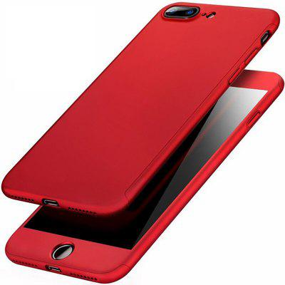 360 Full Body Coverage Bright Case for Iphone 7 PlusiPhone Cases/Covers<br>360 Full Body Coverage Bright Case for Iphone 7 Plus<br><br>Compatible for Apple: iPhone 7 Plus<br>Features: FullBody Cases<br>Material: Plastic<br>Package Contents: 1 x Phone Case<br>Package size (L x W x H): 15.00 x 10.00 x 1.50 cm / 5.91 x 3.94 x 0.59 inches<br>Package weight: 0.0500 kg<br>Product weight: 0.0230 kg<br>Style: Solid Color