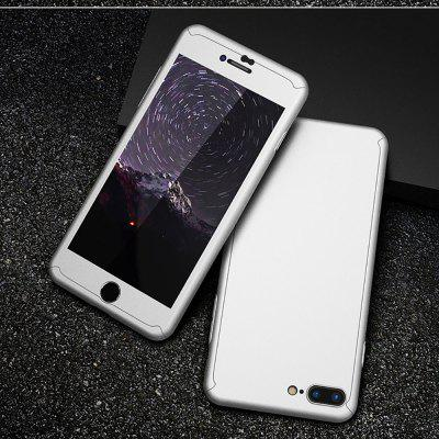 360 Full Body Coverage Bright Case for Iphone 8 PlusiPhone Cases/Covers<br>360 Full Body Coverage Bright Case for Iphone 8 Plus<br><br>Compatible for Apple: iPhone 8 Plus<br>Features: FullBody Cases<br>Material: Plastic<br>Package Contents: 1 x Phone Case<br>Package size (L x W x H): 15.00 x 10.00 x 1.50 cm / 5.91 x 3.94 x 0.59 inches<br>Package weight: 0.0500 kg<br>Product weight: 0.0230 kg<br>Style: Solid Color