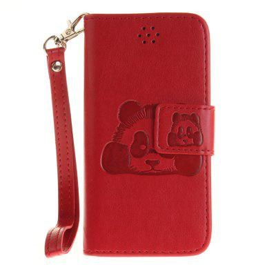 Panda Flip Fold PU Leather Wallet Case Design with Stand and Card Slots Magnetic Closure iPhone 5/5S/5 SE CaseiPhone Cases/Covers<br>Panda Flip Fold PU Leather Wallet Case Design with Stand and Card Slots Magnetic Closure iPhone 5/5S/5 SE Case<br><br>Compatible for Apple: iPhone 5/5S, iPhone SE<br>Features: Cases with Stand, With Credit Card Holder, Anti-knock, Wallet Case<br>Material: TPU, PU<br>Package Contents: 1 x Phone Case<br>Package size (L x W x H): 14.00 x 7.50 x 2.00 cm / 5.51 x 2.95 x 0.79 inches<br>Package weight: 0.0700 kg<br>Product size (L x W x H): 13.00 x 6.50 x 1.50 cm / 5.12 x 2.56 x 0.59 inches<br>Product weight: 0.0600 kg<br>Style: Pattern, 3D Print