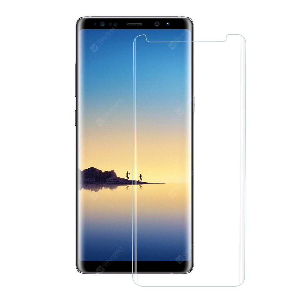 Mini Smile 3D 0.2mm 9H Hardness Explosion-Proof Anti-Scratch Tempered Glass Screen Protector for Samsung Galaxy Note 8
