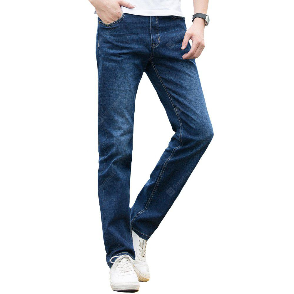 Autumn Fashion Skinny Jeans Male