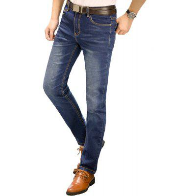 Autumn Fashion Comfortable Jeans Male