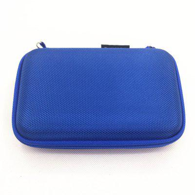 Shockproof Rain-Proof Multi-Function Mobile Hard Disk Drive Double-Deck Storage Bag
