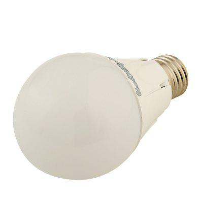 YouOKLight E27 5W Light Bulb AC 110 - 240V 1PCGlobe bulbs<br>YouOKLight E27 5W Light Bulb AC 110 - 240V 1PC<br><br>Brand: YouOKLight, YouOKLight<br>Color Temperature or Wavelength: 3000 / 6000K, 3000 / 6000K<br>Connection: E27, E27<br>Dimmable: No, No<br>Finish: Plastics, Plastics<br>Initial Lumens ( lm ): 400, 400<br>LED Beam Angle: 360 Degree, 360 Degree<br>LED Quantity: 24, 24<br>LED Type: SMD-2835, SMD-2835<br>Lifetime ( h ): More than 3000, More than 3000<br>Light Source Color: Cold White,Warm White, Cold White,Warm White<br>Material: PC, PC, Aluminum, Aluminum<br>Package Contents: 1 x LED Light Bulb, 1 x LED Light Bulb<br>Package size (L x W x H): 12.50 x 7.00 x 7.00 cm / 4.92 x 2.76 x 2.76 inches, 12.50 x 7.00 x 7.00 cm / 4.92 x 2.76 x 2.76 inches<br>Package weight: 0.0750 kg, 0.0750 kg<br>Plug Type: Full-sized, Full-sized<br>Power Supply: AC Powered, AC Powered<br>Primary Application: Bedroom,Ceiling,Children Room,Childrens Room,Dinner Decor,Everyday Use,Garage or Carport,Hallway or Stairwell,Home Decoration,Home or Office,Hotel Dining Table,Living Room,Living Room or Dining Room,, Bedroom,Ceiling,Children Room,Childrens Room,Dinner Decor,Everyday Use,Garage or Carport,Hallway or Stairwell,Home Decoration,Home or Office,Hotel Dining Table,Living Room,Living Room or Dining Room,<br>Product size (L x W x H): 12.00 x 6.50 x 6.50 cm / 4.72 x 2.56 x 2.56 inches, 12.00 x 6.50 x 6.50 cm / 4.72 x 2.56 x 2.56 inches<br>Product weight: 0.0590 kg, 0.0590 kg<br>Quantity: 1pc, 1pc<br>Type: LED Globe Bulbs, LED Globe Bulbs<br>Voltage: AC 110-240V, AC 110-240V<br>Wattage: 5W, 5W