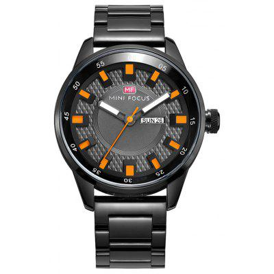 MINI FOCUS MF0027G 4294 Quarzwerk Herrenuhr