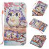 Purple Owl 3D Painting Point Drill Phone Case for Iphone X - COLORMIX