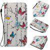 Butterflies 3D Painting Point Drill Phone Case for Iphone X - COLORMIX