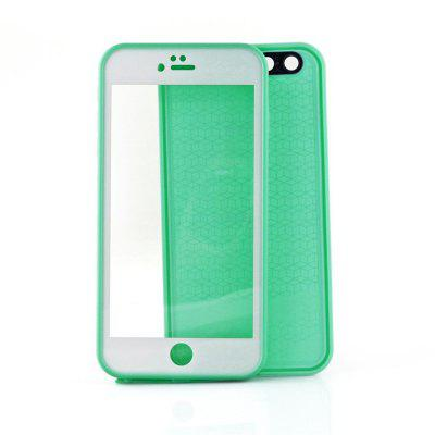 Slim Shockproof Hybrid Rubber Waterproof Tpu Touch Cover Cases for Iphone 6/6SiPhone Cases/Covers<br>Slim Shockproof Hybrid Rubber Waterproof Tpu Touch Cover Cases for Iphone 6/6S<br><br>Compatible for Apple: iPhone 6S Plus<br>Features: Waterproof Case<br>Material: TPU<br>Package Contents: 1 x Phone Case<br>Package size (L x W x H): 15.00 x 10.00 x 1.50 cm / 5.91 x 3.94 x 0.59 inches<br>Package weight: 0.0500 kg<br>Product weight: 0.0320 kg<br>Style: Solid Color