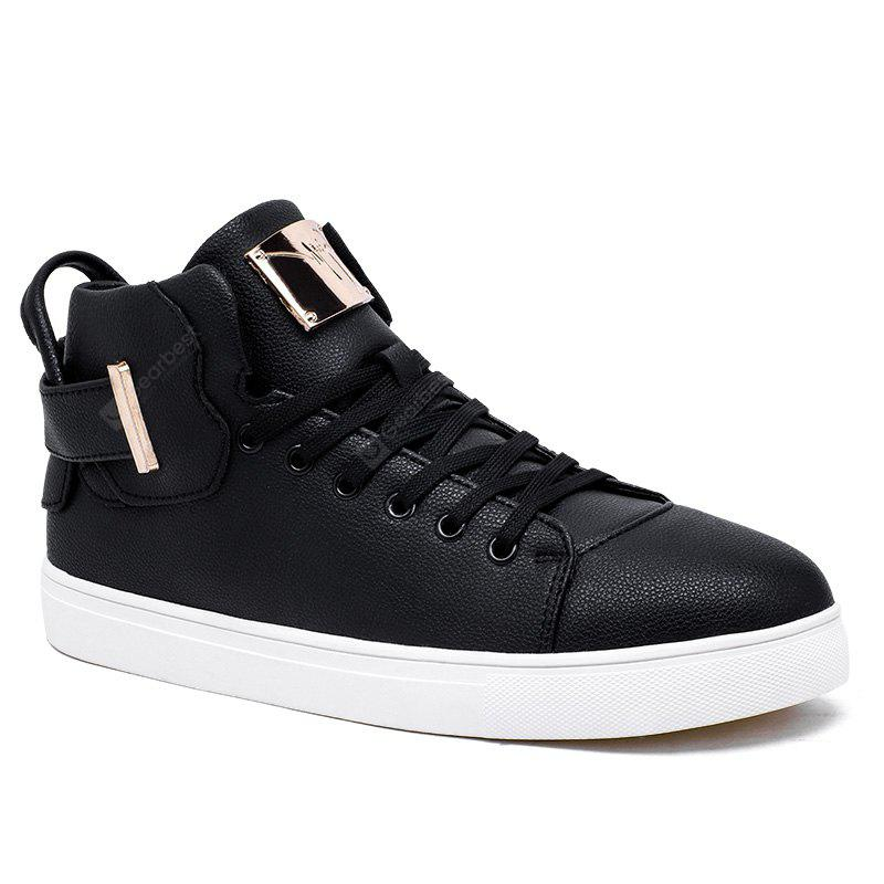 2017 Autumn and Winter Trend of High Help Board Shoes