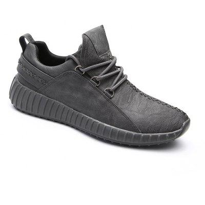 Buy GRAY 40 Autumn Coconut Shoes Sports Casual Tide Shoes Men'S Shoes for $40.99 in GearBest store