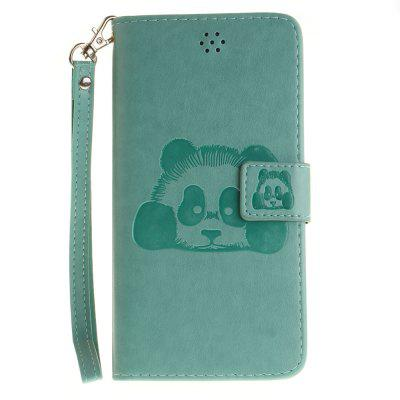 The Panda Mode PU+TPU Leather Wallet Case Design with Stand and Card Slots Magnetic Closure Case for Iphone 6 / 6SiPhone Cases/Covers<br>The Panda Mode PU+TPU Leather Wallet Case Design with Stand and Card Slots Magnetic Closure Case for Iphone 6 / 6S<br><br>Compatible for Apple: iPhone 6, iPhone 6S<br>Features: Cases with Stand, With Credit Card Holder, Anti-knock, FullBody Cases<br>Material: TPU, PU<br>Package Contents: 1 x Phone Case<br>Package size (L x W x H): 14.00 x 7.50 x 2.00 cm / 5.51 x 2.95 x 0.79 inches<br>Package weight: 0.0700 kg<br>Product size (L x W x H): 13.00 x 6.50 x 1.00 cm / 5.12 x 2.56 x 0.39 inches<br>Product weight: 0.0600 kg<br>Style: Pattern