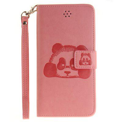 The Panda Mode PU+TPU Leather Wallet Case Design with Stand and Card Slots Magnetic Closure Case for Iphone 7 / 8iPhone Cases/Covers<br>The Panda Mode PU+TPU Leather Wallet Case Design with Stand and Card Slots Magnetic Closure Case for Iphone 7 / 8<br><br>Compatible for Apple: iPhone 7, iPhone 8<br>Features: Cases with Stand, With Credit Card Holder, Anti-knock, FullBody Cases<br>Material: TPU, PU Leather<br>Package Contents: 1 x Phone Case<br>Package size (L x W x H): 14.00 x 7.50 x 2.00 cm / 5.51 x 2.95 x 0.79 inches<br>Package weight: 0.0700 kg<br>Product size (L x W x H): 13.00 x 6.50 x 1.20 cm / 5.12 x 2.56 x 0.47 inches<br>Product weight: 0.0600 kg<br>Style: Pattern, 3D Print