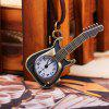 Vintage Guitars Pocket Watch - COPPER COLOR