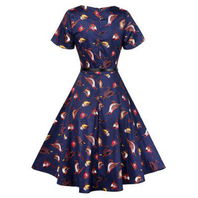 Women Retro Dress Audrey Hepburn Floral 50S 60S Rockabilly Party Prom Cocktail Tea Party Women Dress Female Matching BeltWomens Dresses<br>Women Retro Dress Audrey Hepburn Floral 50S 60S Rockabilly Party Prom Cocktail Tea Party Women Dress Female Matching Belt<br><br>Dresses Length: Knee-Length<br>Elasticity: Elastic<br>Fabric Type: Twill<br>Material: Polyester, Cotton<br>Neckline: Round Collar<br>Package Contents: 1 x dress<br>Pattern Type: Print<br>Season: Summer<br>Silhouette: A-Line<br>Sleeve Length: Half Sleeves<br>Style: Vintage<br>Weight: 0.6000kg<br>With Belt: No