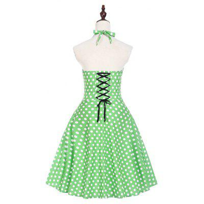 Womens Summer Dresses 2017 Women Maggie Tang 50S 60S Robe Vintage Retro Pin Up Swing Polka Dot Tea Rockabilly Party DressWomens Dresses<br>Womens Summer Dresses 2017 Women Maggie Tang 50S 60S Robe Vintage Retro Pin Up Swing Polka Dot Tea Rockabilly Party Dress<br><br>Dresses Length: Knee-Length<br>Elasticity: Elastic<br>Fabric Type: Broadcloth<br>Material: Polyester, Cotton<br>Neckline: U Neck<br>Package Contents: 1 x dress<br>Pattern Type: Polka Dot<br>Season: Summer<br>Silhouette: A-Line<br>Sleeve Length: Sleeveless<br>Style: Vintage<br>Weight: 0.5000kg<br>With Belt: No