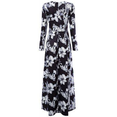 Autumn Runway Maxi Long Sleeve Retro Floral Print Vintage Floor Length Party Formal Maxi Dress Plus SizeMaxi Dresses<br>Autumn Runway Maxi Long Sleeve Retro Floral Print Vintage Floor Length Party Formal Maxi Dress Plus Size<br><br>Dresses Length: Ankle-Length<br>Elasticity: Elastic<br>Fabric Type: Worsted<br>Material: Spandex, Polyester<br>Neckline: Jewel Neck<br>Package Contents: 1 X Dress<br>Pattern Type: Floral<br>Season: Fall<br>Silhouette: A-Line<br>Sleeve Length: Long Sleeves<br>Style: Vintage<br>Weight: 0.3500kg<br>With Belt: No