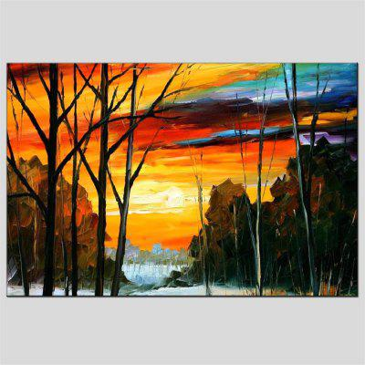 Hua Tuo Landscape Oil Painting Size 60 x 90CM Ht - 1170600Oil Paintings<br>Hua Tuo Landscape Oil Painting Size 60 x 90CM Ht - 1170600<br><br>Brand: Hua Tuo<br>Craft: Oil Painting<br>Form: One Panel<br>Material: Canvas<br>Package Contents: 1 x Oil Painting<br>Package size (L x W x H): 62.00 x 92.00 x 2.90 cm / 24.41 x 36.22 x 1.14 inches<br>Package weight: 1.0000 kg<br>Painting: Include Inner Frame<br>Product size (L x W x H): 60.00 x 90.00 x 2.70 cm / 23.62 x 35.43 x 1.06 inches<br>Product weight: 0.8000 kg<br>Shape: Horizontal Panoramic<br>Style: Landscape<br>Subjects: Landscape<br>Suitable Space: Living Room,Bedroom,Dining Room,Office,Hotel,Cafes,Kids Room,Study Room / Office,Boys Room,Girls Room,Game Room
