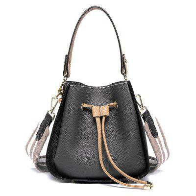Single Shoulder Lady Big Bag Simple Carry