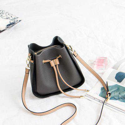 Single Shoulder Lady Big Bag Simple CarryCrossbody Bags<br>Single Shoulder Lady Big Bag Simple Carry<br><br>Closure Type: Zipper<br>Gender: For Women<br>Handbag Type: Crossbody bag<br>Main Material: PU<br>Occasion: Versatile<br>Package Contents: 1 x Handbag<br>Package size (L x W x H): 20.00 x 10.00 x 20.00 cm / 7.87 x 3.94 x 7.87 inches<br>Package weight: 0.5000 kg<br>Pattern Type: Solid<br>Style: Dress