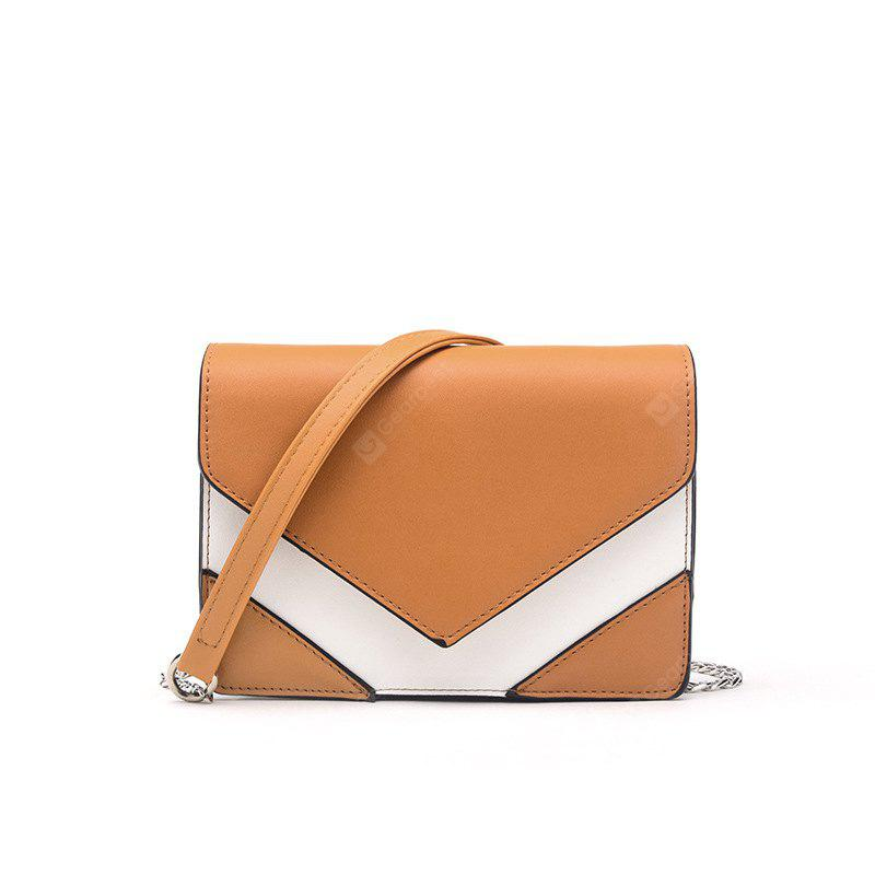 Single Shoulder Slant Cross-bag Simple Mini Fresh Bag