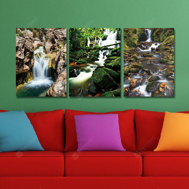 DYC 10201 3PCS Landscape Print Art Ready to Hang Paintings