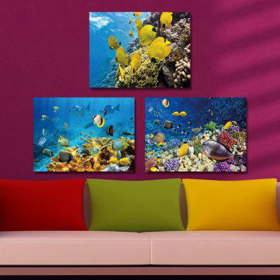 DYC 10205 3PCS Landscape of World in Sea Print Art Ready to Hang PaintingsPrints<br>DYC 10205 3PCS Landscape of World in Sea Print Art Ready to Hang Paintings<br><br>Brand: DYC<br>Craft: Oil Painting<br>Form: Three Panels<br>Material: Canvas<br>Package Contents: 1 x Set of Print Arts<br>Package size (L x W x H): 34.00 x 44.00 x 8.00 cm / 13.39 x 17.32 x 3.15 inches<br>Package weight: 1.2000 kg<br>Painting: Include Inner Frame<br>Shape: Horizontal Panoramic<br>Style: Scenic, Scenery / Landscape<br>Subjects: Landscape<br>Suitable Space: Living Room,Dining Room,Cafes,Kids Room