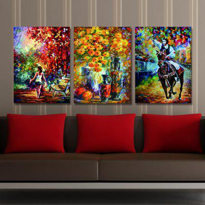 DYC 10214 3PCS Impression Landscape Print Art Ready to Hang PaintingsPrints<br>DYC 10214 3PCS Impression Landscape Print Art Ready to Hang Paintings<br><br>Brand: DYC<br>Craft: Oil Painting<br>Form: Three Panels<br>Material: Canvas<br>Package Contents: 1 x Set of Print Arts<br>Package size (L x W x H): 34.00 x 44.00 x 8.00 cm / 13.39 x 17.32 x 3.15 inches<br>Package weight: 1.2000 kg<br>Painting: Include Inner Frame<br>Shape: Horizontal Panoramic<br>Style: Landscape, Scenery / Landscape<br>Subjects: Landscape<br>Suitable Space: Living Room,Dining Room,Corridor,Study Room / Office