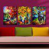 DYC 10214 3PCS Impression Landscape Print Art Ready to Hang Paintings - COLORMIX