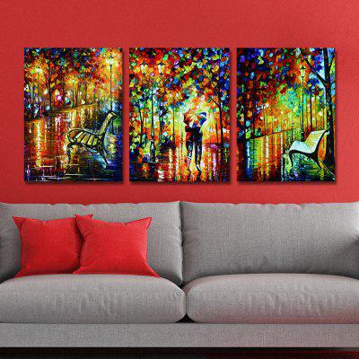 DYC 10215 3PCS Landscape Print Art Ready to Hang PaintingsPrints<br>DYC 10215 3PCS Landscape Print Art Ready to Hang Paintings<br><br>Brand: DYC<br>Craft: Oil Painting<br>Form: Three Panels<br>Material: Canvas<br>Package Contents: 1 x Set of Print Arts<br>Package size (L x W x H): 34.00 x 44.00 x 8.00 cm / 13.39 x 17.32 x 3.15 inches<br>Package weight: 1.2000 kg<br>Painting: Include Inner Frame<br>Shape: Horizontal Panoramic<br>Style: Landscape, Scenery / Landscape<br>Subjects: Landscape<br>Suitable Space: Living Room,Dining Room,Office,Study Room / Office