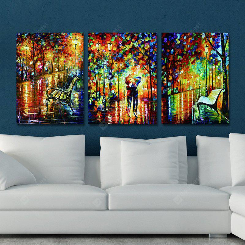 DYC 10215 3PCS Landscape Print Art Ready to Hang Paintings
