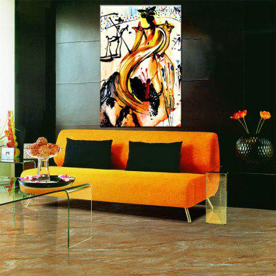 Hua Tuo Abstract Oil Painting 60 x 90CM OSR - 160355