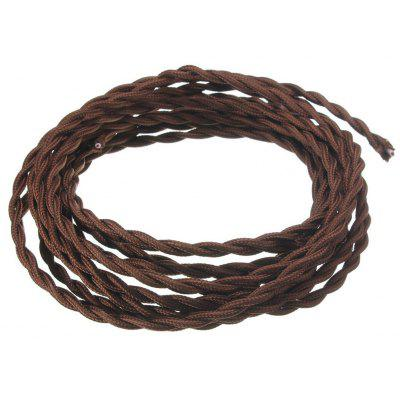 Brightness Twisted Cord Electrical Wire 10m 100 - 240V