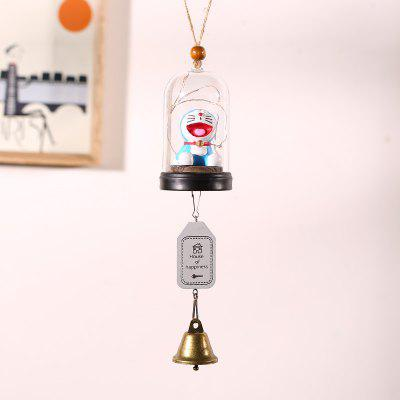 Buy CORNFLOWER 733 1PCS Creative Home Tinkling Cat Night Light Wind Chimes for $12.02 in GearBest store