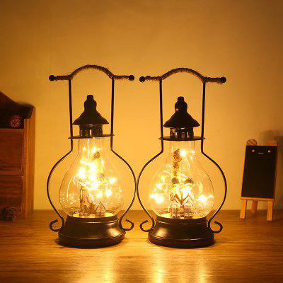 740 1PC Vintage Romantic Couple Nostalgic Light